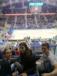 Understanding the importance of sport in Spain - Estudiantes match